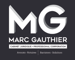 Marc Gauthier Professional Corporation Logo